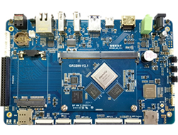 Arm Cortex A72 G3399 Development Boards – Graperain