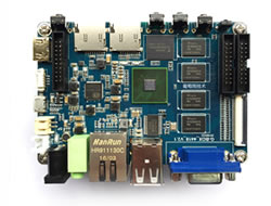 ARM G4418 Quad Core Single Board Computer – Graperain